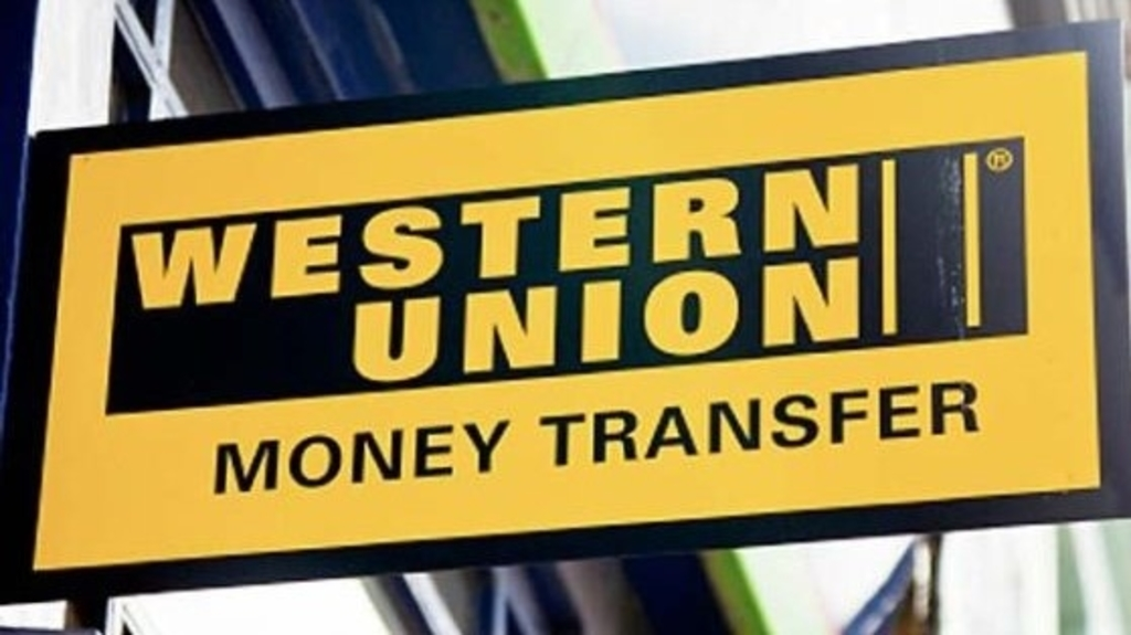 Western Union International payments