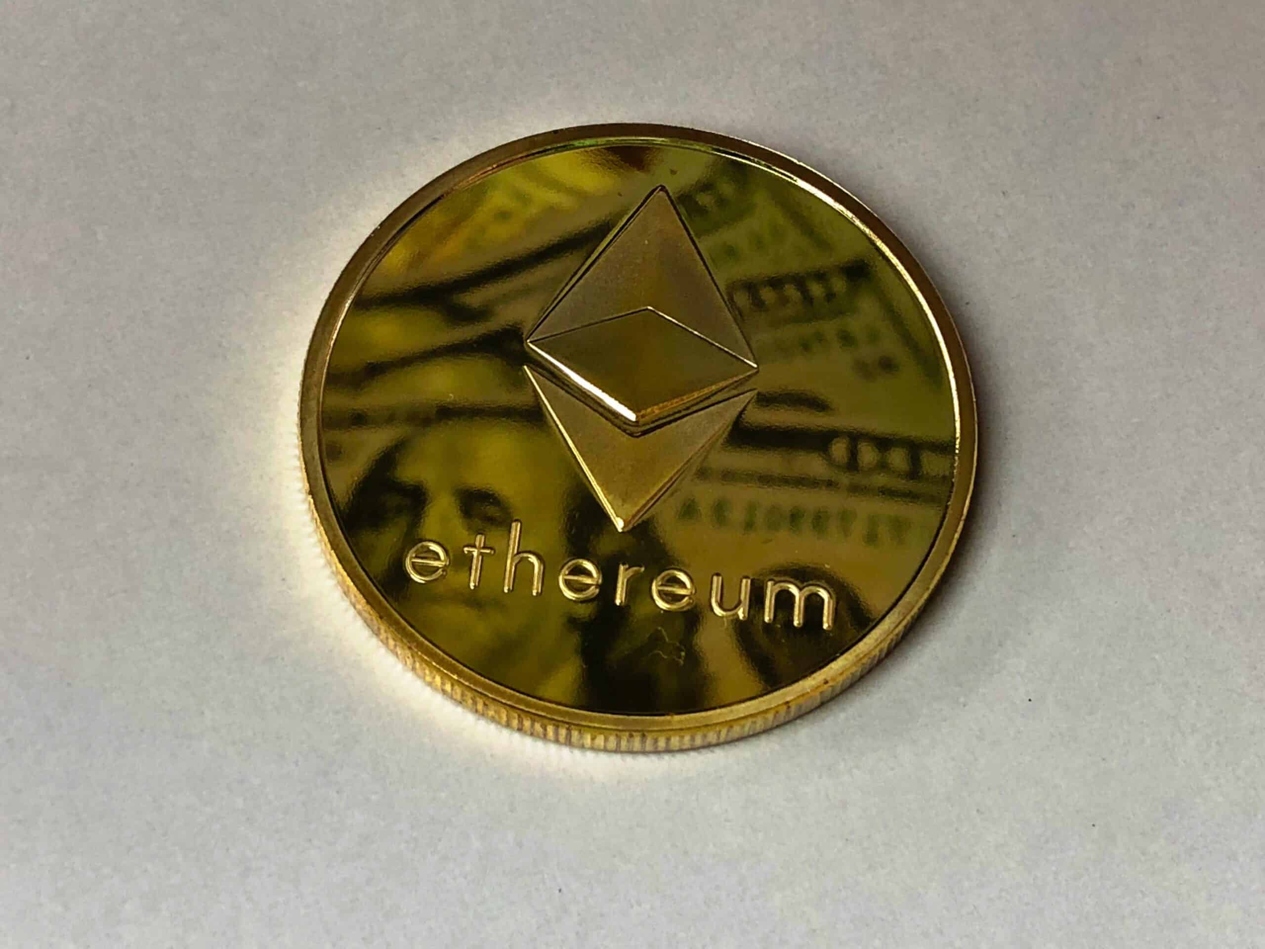 Ethereum can be used for buying NFTs