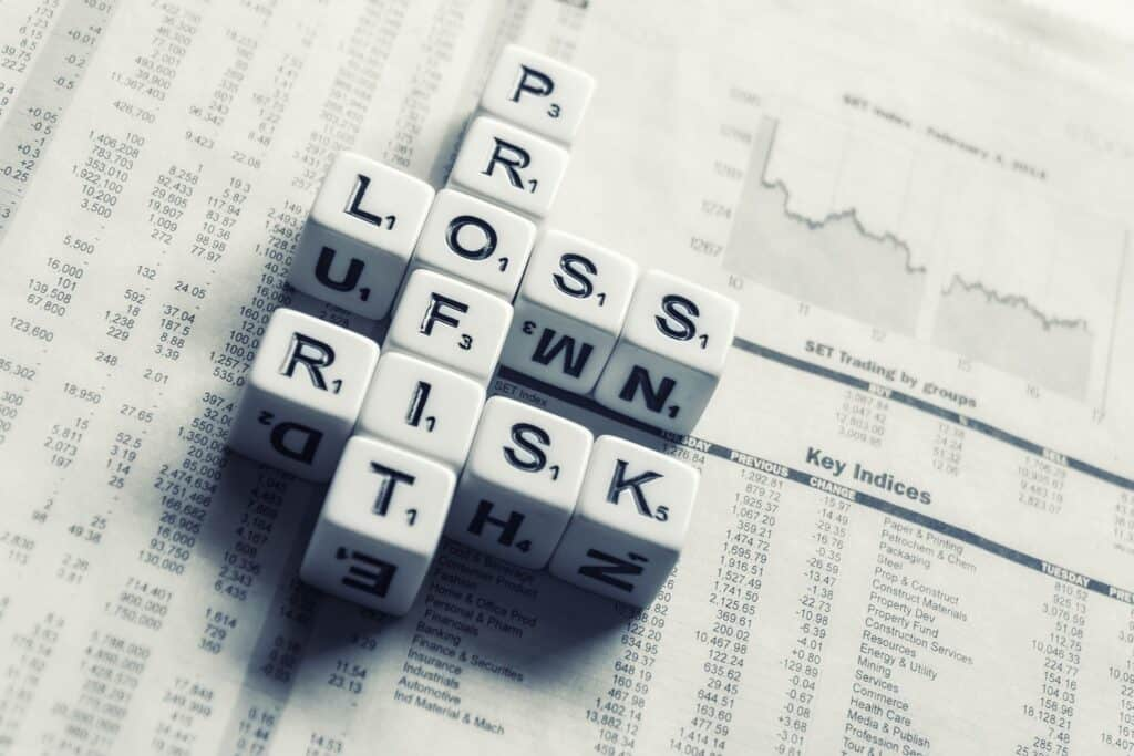 Profit, Loss and Risk involved