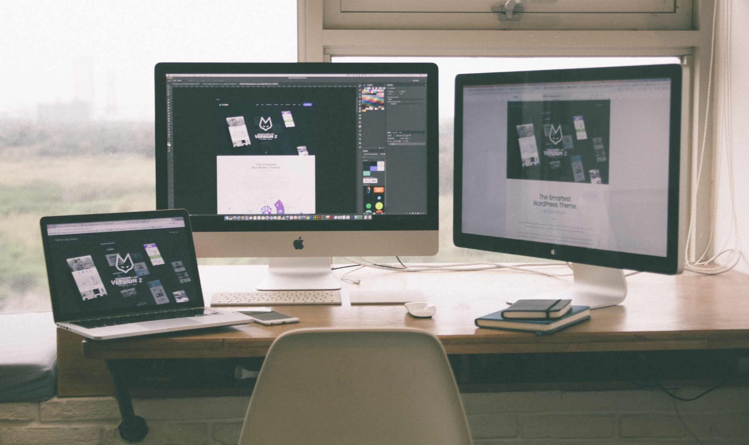 Web designing can be a great source of income